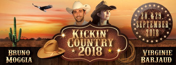 KickinCountry 2018